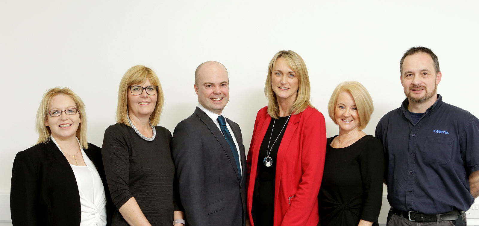 The in-house Ceteris Property team