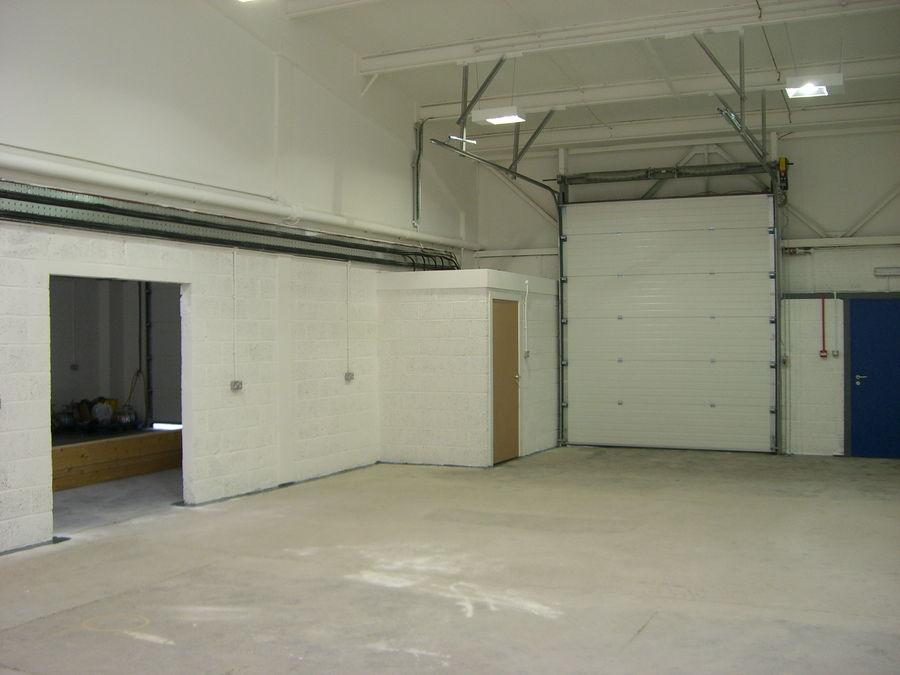 Alloa Industrial Estate Unit 6 Interior