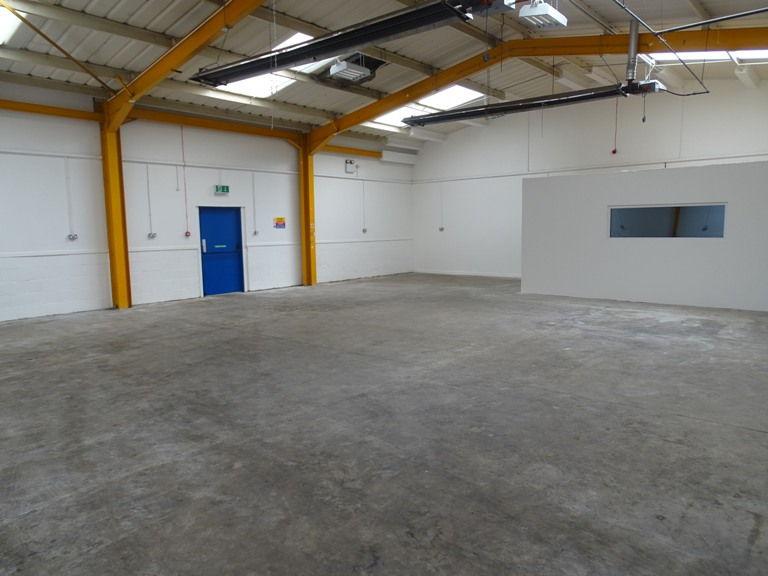 Alva Industrial Estate Unit 1 Interior
