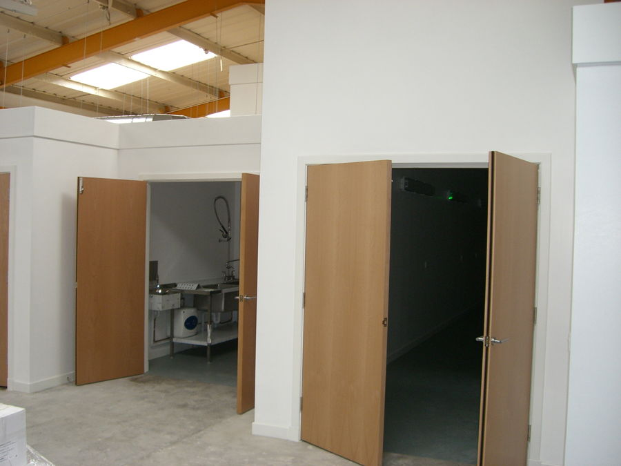 Alva Industrial Estate Unit 2 Rennovation