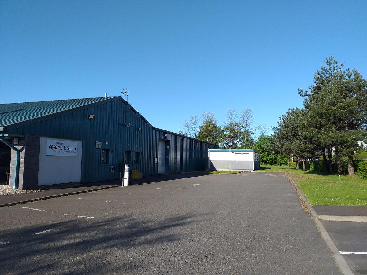 Blyth House Warehousing