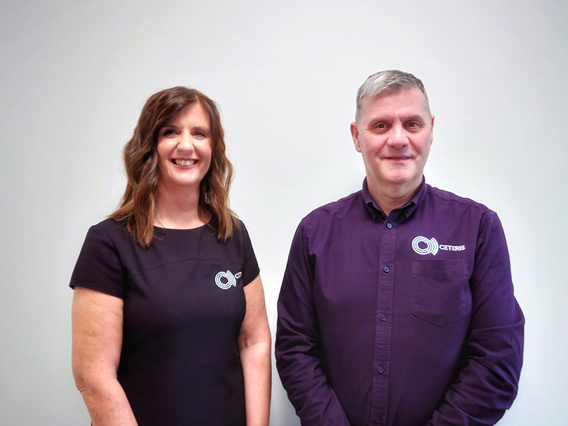 Mandy Johnstone & Duncan Cairns-McLaren